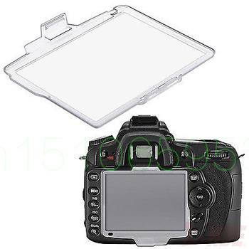10VNT LCD Monitorius Hard Cover Screen Protector Scratch Guard Filmas Nikon D800/D800E/D810 BM-12